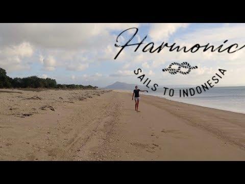 Harmonic sail2Indonesia - #2 Cape Meleville to Thursday Island