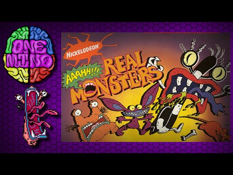 Stop, Hey, What's That Sound | Aaahh!!! Real Monsters