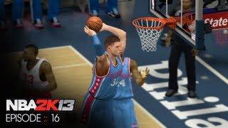 BdoubleO Plays NBA 2k - NBA 2k13 :: Philadelphia 76ers