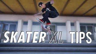 Skater XL   HOW TO Varial Flip Grind To Grind Bluntslide Add Style And More