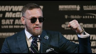 CONOR MCGREGOR BEST AND FUNNIEST MOMENTS/ TRASH TALK/ INSULTS NEW 2012-2018