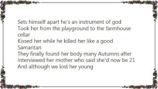 Conor Oberst - Desert Island Questionnaire Lyrics