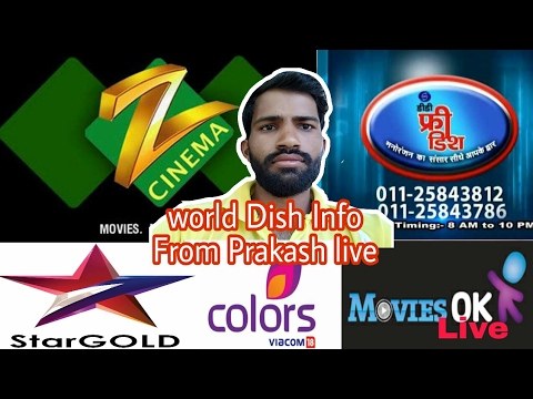 All Satellite Information On Live