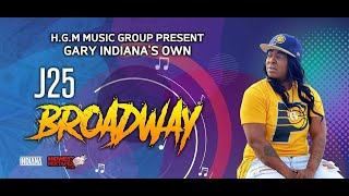 J25 feat Ladi C Snappa - Broadway (Official Video) Gary Indiana