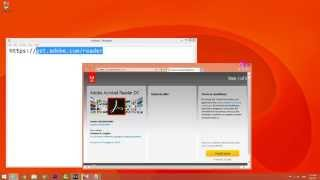 Gambar cover How to Download and Install Adobe Reader (for PDF files)