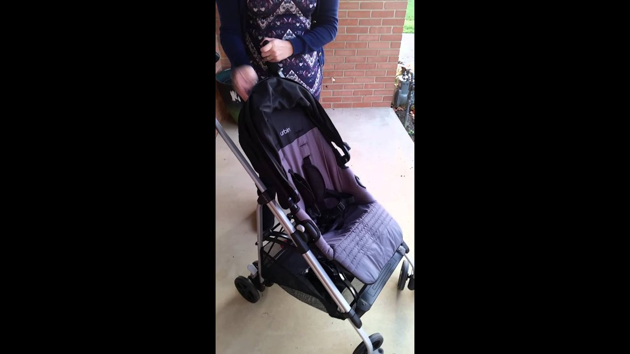 Urbini Reversi Umbrella Stroller Review