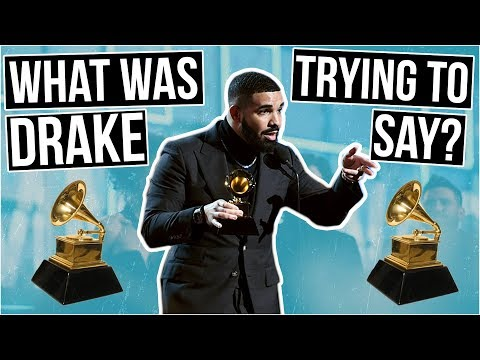 What Is A GRAMMY REALLY Worth? (Why Drake Got Cut OFF)