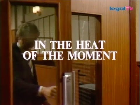 Crown Court - In the Heat of the Moment (1978)