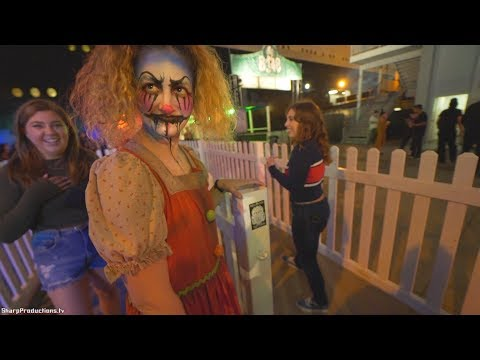 Lullaby (Full Maze) at Queen Mary's Dark Harbor 2018