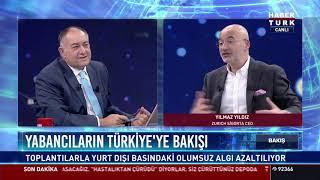Bakış - 21 Kasım 2018 (Zurıch Türk ekonomi toplantısı)
