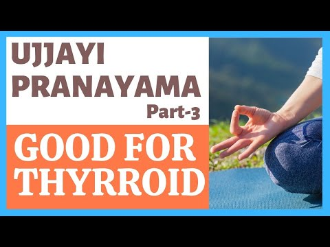 Ujjayi Pranayama - Part 3 - Bodhi Yoga Training Academy