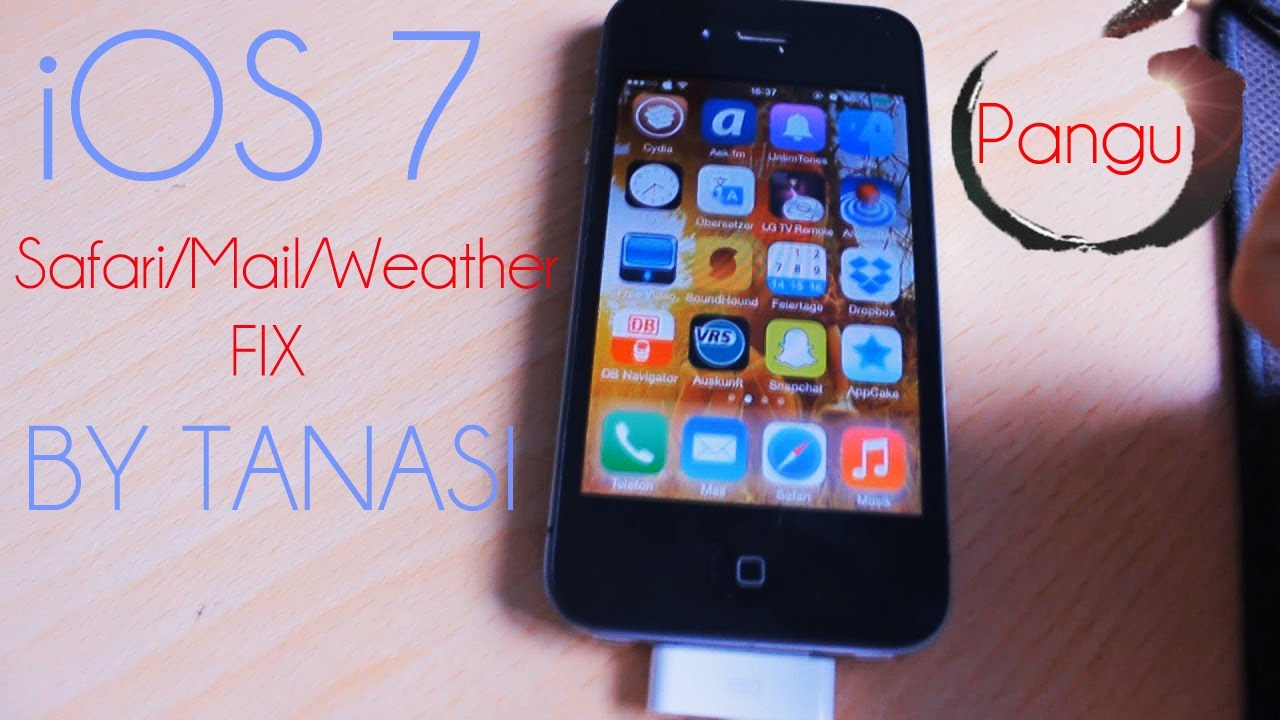 iphone mail app crashes how to fix safari mail weather app crash after ios 7 15322