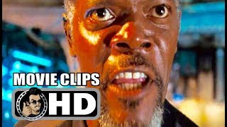 Обложка DEEP BLUE SEA Clips Trailer 1999 Samuel L Jackson