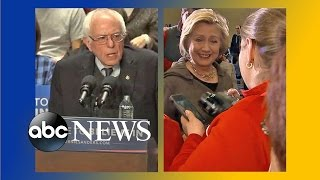 Bernie Sanders Beating Hillary by Nearly 30 Points in NH Poll