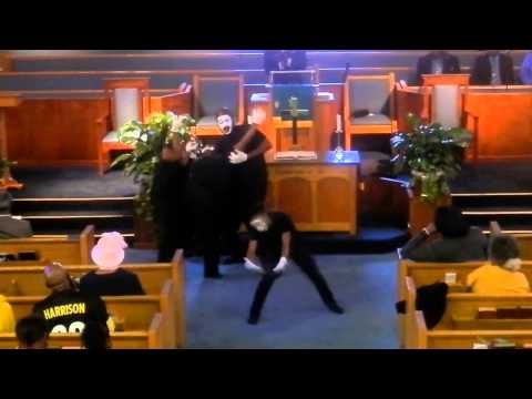 ROGC Mime to Kirk Franklin's Lean on Me