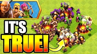 THE RUMORS ARE TRUE!! 🔥 NEW TRI TROOP EVENT IS HERE! 🔥 Clash Of Clans