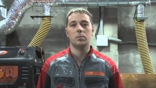 Обзор бензогенератора ERGOMAX ER6600 E