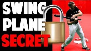 Baseball Hitting Mechanics | Perfect Swing Plane (Pro Speed Baseball)