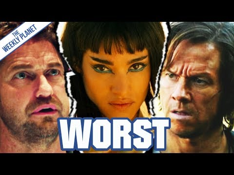 What's The Worst Movie Of 2017?