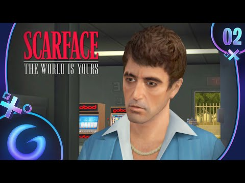 SCARFACE FR #2 : Premier commerce !