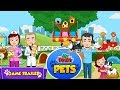 My Town : Pets - Game Trailer