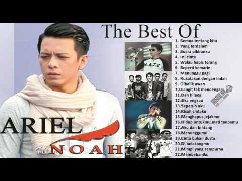 Kumpulan Lagu Ariel NOAH The Best Of720p
