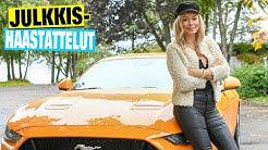 """Bachelorette-Jennyn syysajelu uudella Mustangilla: """"Ohhoh, onpahan aikamoinen auto!"""""""