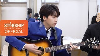 [LUCKY TV] EP.31 KCON 2019 JAPAN 대기실 비하인드