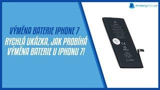 Výměna baterie iPhone 7! Jak ji provádíme? - Tvrzenýsklo.cz