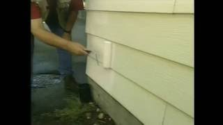 How To Clean and Paint Siding