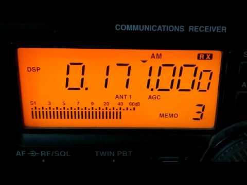 Medi 1, Nador, Morocco 171 kHz 2157 UTC 15 April 2016