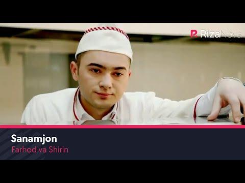 Farhod va Shirin - Sanamjon | Фарход ва Ширин - Санамжон