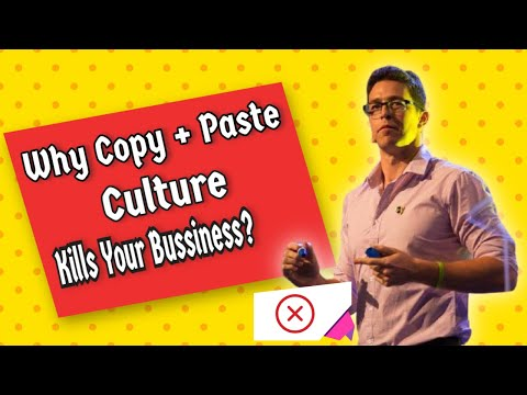 """Network Marketing Leadership – Why a """"COPY+PASTE"""" Culture Will Kill Your Network Marketing Business!"""