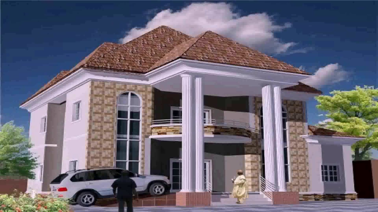 Nigeria House Plan Design Styles