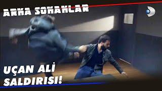 Ali, Teröriste Uçan Tekme Attı - Arka Sokaklar 566. Bölüm