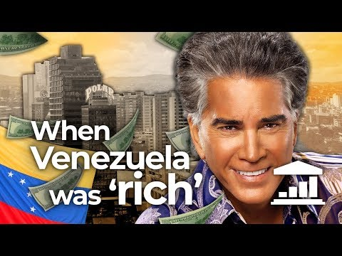 When VENEZUELA was the ENVY OF LATIN AMERICA - VisualPolitik EN