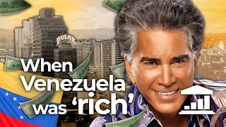 When VENEZUELA was the ENVY OF LATIN AMERICA - VisualPolitik EN