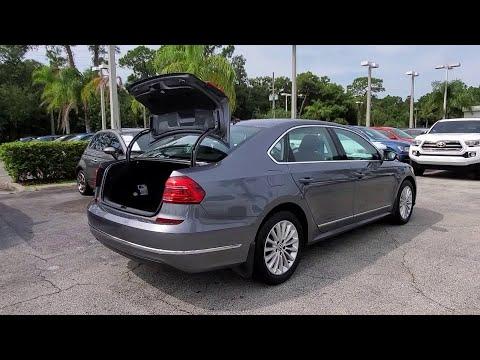2016 Volkswagen Passat Orlando, Sanford, Kissimme, Clermont, Winter Park, FL 4474P