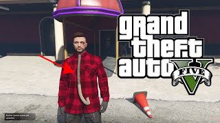 GTA 5 GLITCHED OUTFIT