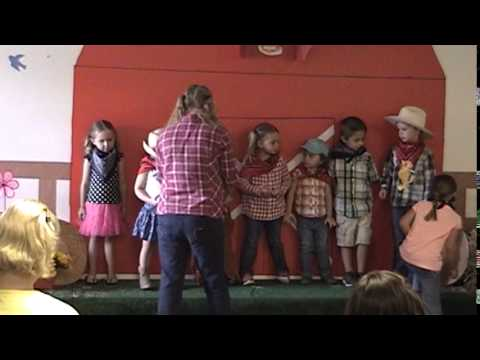"Grace Lutheran Preschool St Cloud Dinner Theater ""On the Farm"""
