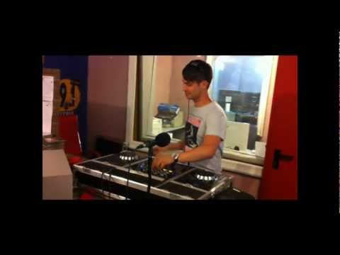 "DJ Jump in Tel Aviv (Izrael) - ""Pervoe"" radio - Intreview"