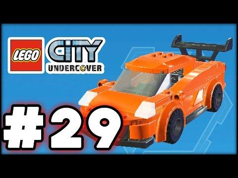 LEGO City Undercover - Part 29 - Super Car! (HD Gameplay Walkthrough)