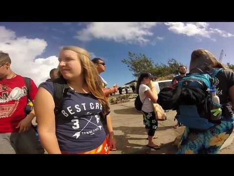 Trip to 'Eua Island, Tonga   YWAM Cooks Outreach   GoPro Hero