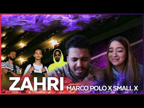 NARCO POLO X SMALLX (SHAYFEEN) - ZAHRI (prod. by FNMLAS) (Reaction)