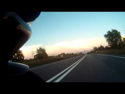 Yamaha R1 Θουρία-Τρίπολη