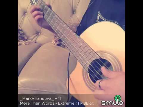 "SMULE SING APP KARAOKE ""MORE THAN WORDS"" COVER BY TRIBE (Mark, Odessa, Krisan, Zandy, Meesh)"