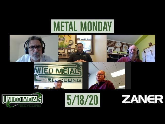 Metal Monday 5/18/20 with Nick and Brett