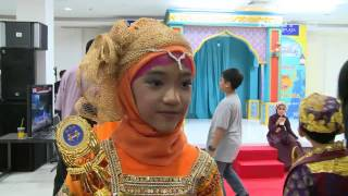 IMS Fashion show busana muslim