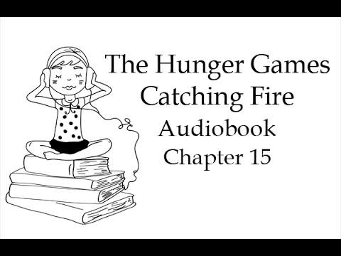 Голодные игры. Аудиокнига на английском языке. Глава 15. Предложение за предложением