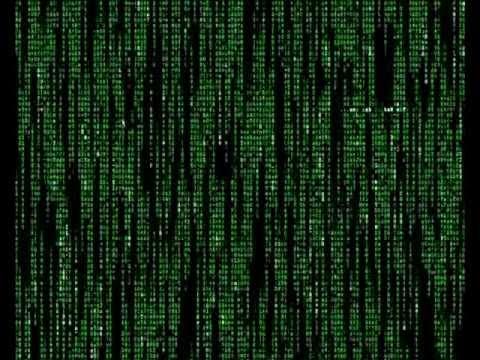 matrix screensaver